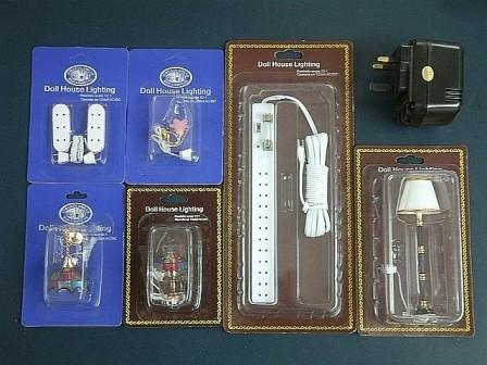 Puppenhaus Beleuchtungs-Set / Starter Package / Trafos: Amazon.de ...