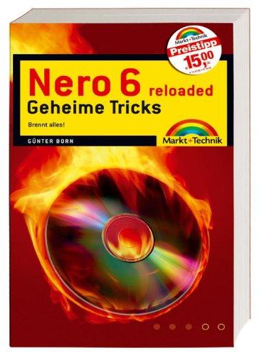 Nero 6 reloaded - Geheime Tricks