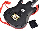 Guitar-WOLFBUSH-Multi-function-Kids-Electric-Guitar-4-Strings-Musical-Instruments-Educational-Toy-Children-Rock-Band-Music-Used-for-Family-Gatherings-Performances-Entertainment-Red-Flame