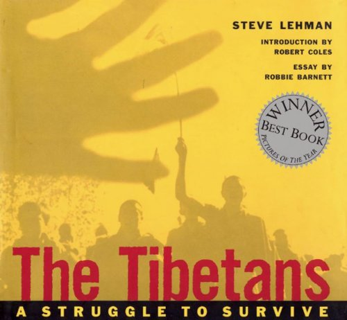 Download The Tibetans: A Struggle to Survive ebook