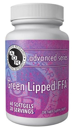 Green Lippid FFA 50mg by AOR