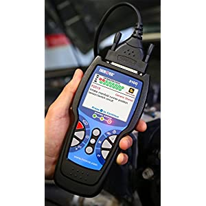 Innova 3100j Diagnostic Code Reader / Scan Tool with ABS and SRS for OBD2 Vehicles