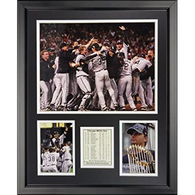 """Legends Never Die 2005 Chicago White Sox Framed Photo Collage, 16"""" x 20"""" by Legends Never Die"""