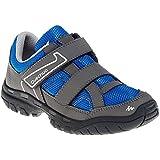 Quechua Arpenaz 50 Ribtab Shoes, Junior 9 UK (Blue)