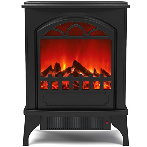 Cheap Regal Flame Phoenix Electric Fireplace Free Standing Portable Space Heater Stove Better than Wood Fireplaces Gas Logs Wall Mounted Log Sets Gas Space Heaters Propane Gel Ethanol Tabletop Black Friday & Cyber Monday 2019