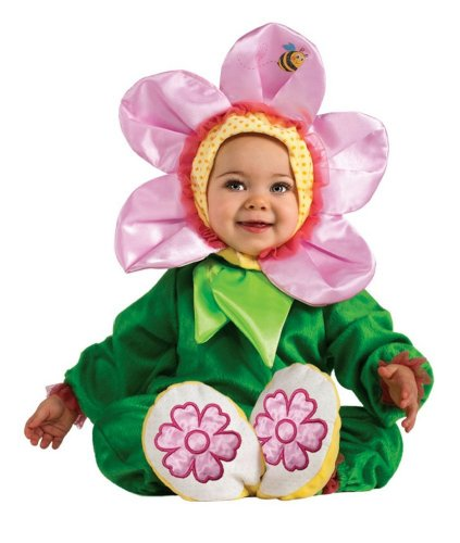Party City Infant Halloween Costumes (Baby Blossom Costume - Infant Small)
