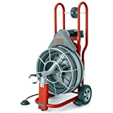 Ridgid 83557 K-750R Drum Machine for 3 in. to 6 in. Drain Lines