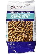 Glutino Pretzel Sticks, 400 g