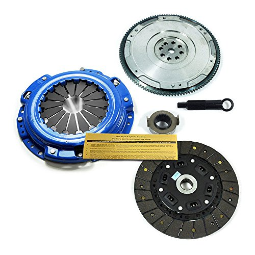 EFT STAGE 2 CLUTCH KIT+ FLYWHEEL HONDA ACCORD PRELUDE ACURA CL F22 F23 H22 H23 Honda Prelude Flywheel