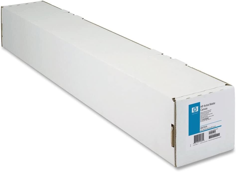 HP kuenstler de lienzo Mate rollo 91,4 cm x 15,2 m 38: Amazon.es ...