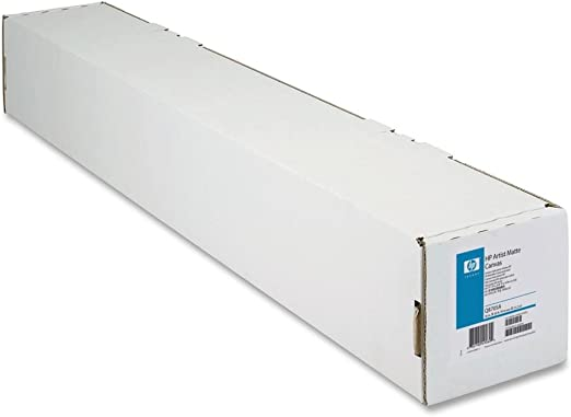HP kuenstler de lienzo Mate rollo 91,4 cm x 15,2 m 38: Amazon.es ...