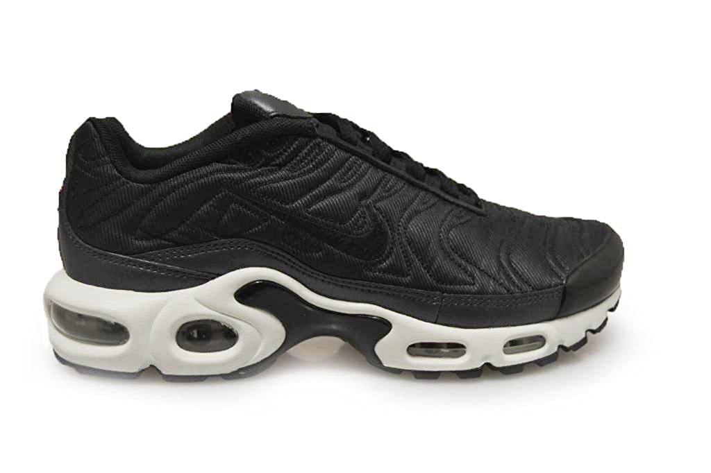 new arrival 28bff b8011 Nike Womens Air Max Plus Se Womens Running Trainers 862201 Sneakers Shoes  (UK 4.5 US 7 EU 38, Metallic Black 001)