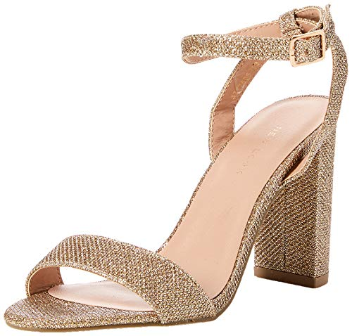 Scarpe New Con Donna 93 Look Gold Shika Cinturino Alla gold Caviglia EqCxUqpwn