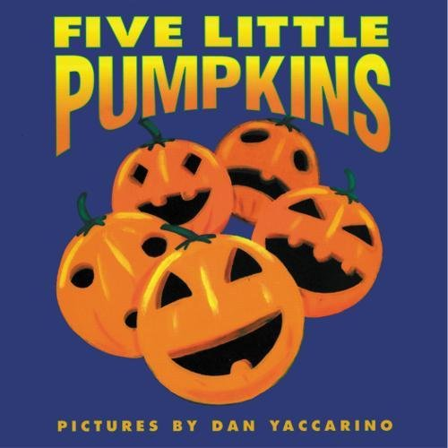 Five Little Pumpkins (Harper Growing Tree) -