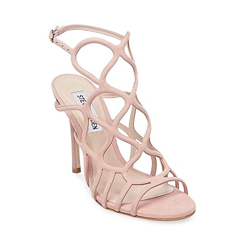 1788ed42a6c Steve Madden Womens Teagen Caged Sandal  Amazon.ca  Shoes   Handbags