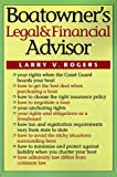 Boatowner's Legal and Finance Guide, Larry Rogers, 0071580077
