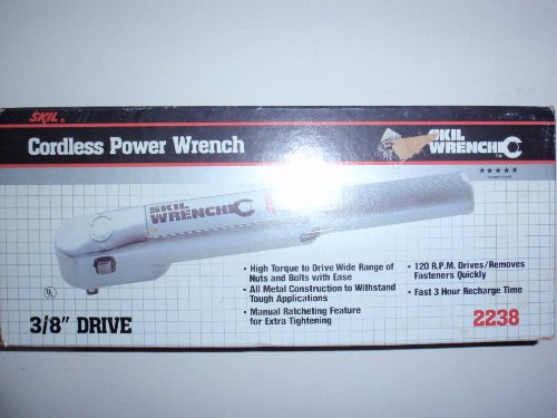SKIL CORDLESS POWER WRENCH #2238