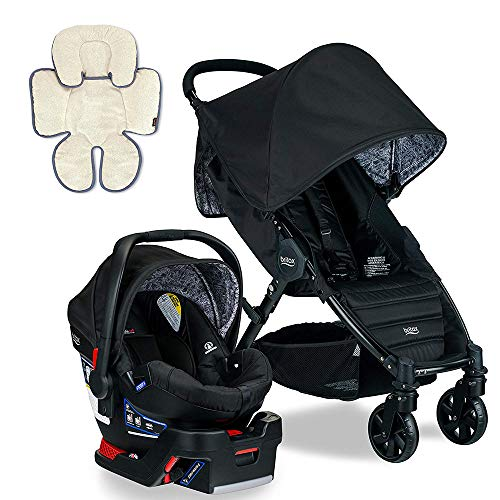 Britax Pathway & B-Safe 35 Travel System, Sketch with Suppor