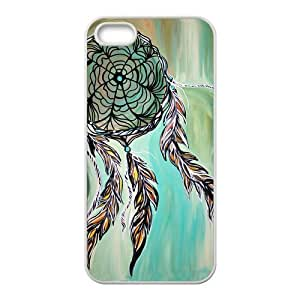 Custom Dream Catcher Design TPU Case Protector For Iphone 5 5S by icecream design