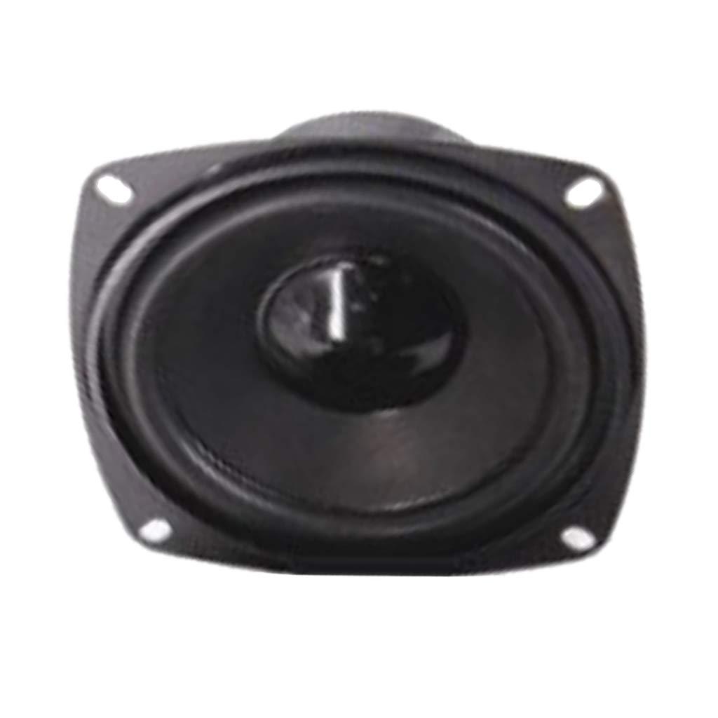 B Baosity 44Ohm 20W Full Range Audio Haut-Parleur St/ér/éo Haut-Parleur Bricolage