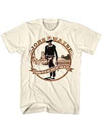 Men's Standing Slim Fit T-Shirt Natural