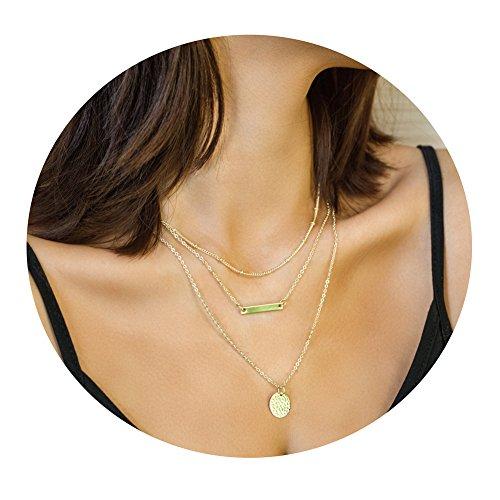 Befettly Necklace Handmade Turquoise Hollowout product image