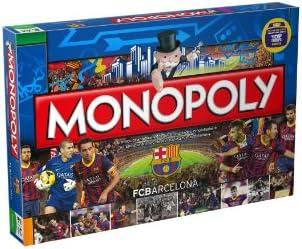F.C. Barcelona Monopoly 82042: Amazon.es: Deportes y aire libre