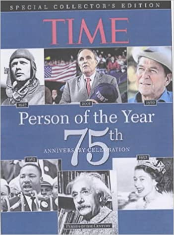 """""""Time"""": 75th Anniversary Person of the Year"""