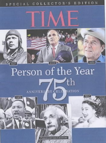 """Time"": 75th Anniversary Person of the Year"