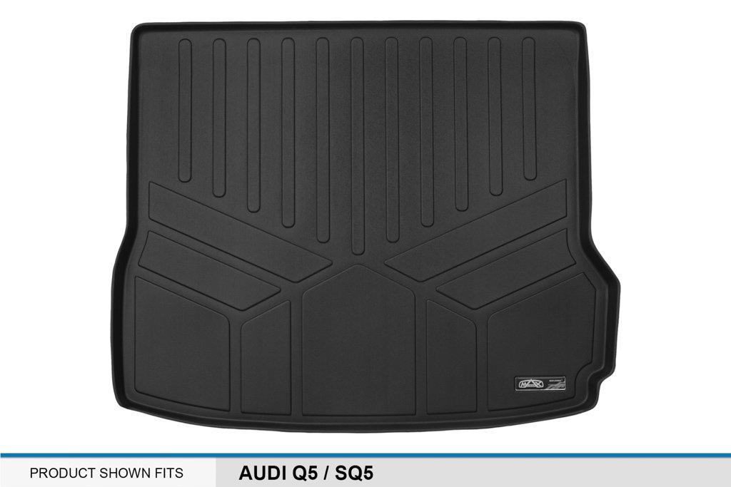 MAXLINER D0214 Tray Cargo Liner for Audi Q5//SQ5 2009-2017 Black