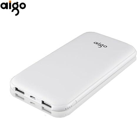 Aigo TF100 funda para portátil cargador de pilas USB Dual 10000 ...