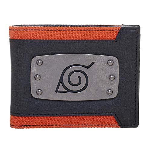 Naruto Bi-Fold Wallet