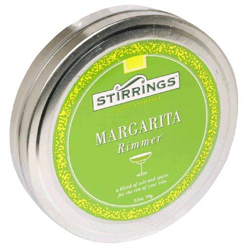 Stirrings Margarita Drink Rimmer, 3.5-Ounce Tin (Pack of (Stirrings Margarita)