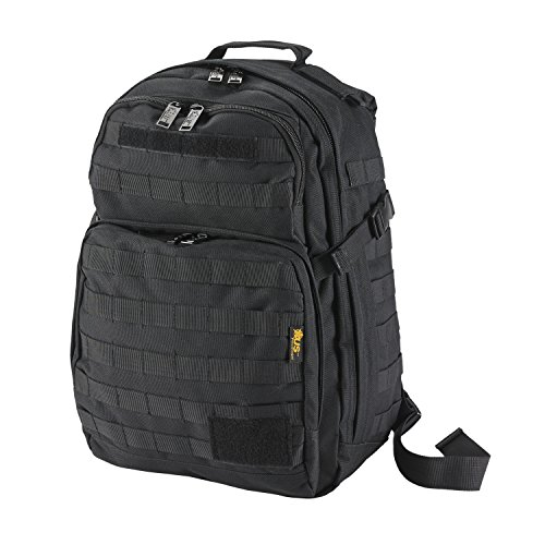 US PeaceKeeper P20325 Sentinel Backpack (Black) by US PeaceKeeper Products