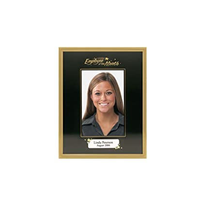 Amazon.com - Baudville Feature Frame - Employee of the Month ...