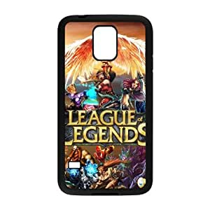 SamSung Galaxy S5 cell phone cases Black League Of Legends fashion phone cases TRD4561145