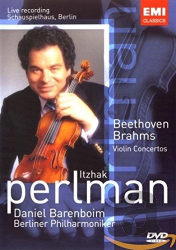 Beethoven/Brahms: Violin Concerto (DVD) (Violin Concerto Dvd)