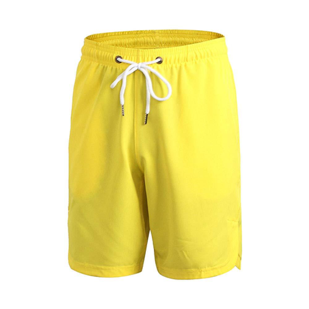 Cupei Hombres Pantalones Cortos de Playa Trajes de baño ...