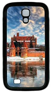 diy phone caseCool Painting Samsung Galaxy I9500 Case, Samsung Galaxy I9500 Cases -Castle in Poland Custom PC Soft Case Cover Protector for Samsung Galaxy S4/I9500diy phone case