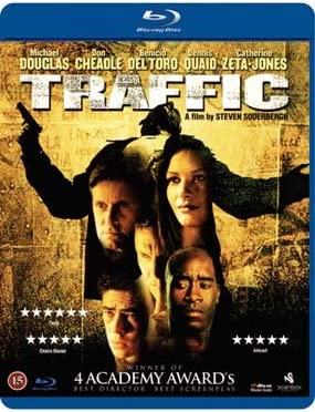 Traffic 2000 Blu Ray Region 2 Import Amazon Co Uk Michael Douglas Don Cheadle Catherine Zeta Jones Benicio Del Toro Dennis Quaid Erika Christensen Steven Soderbergh Dvd Blu Ray