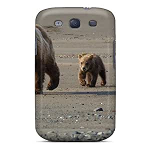 GvLdcbZ611WAndF Jesussmars Bear With Cubs Feeling Galaxy S3 On Your Style Birthday Gift Cover Case