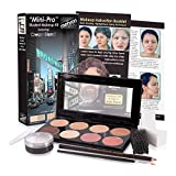 Mehron Mini-Pro Theatrical Kit Fair/Olive Fair Complexion