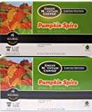 Pumpkin Spice 160 Count Keurig K-Cups - Green Mountain Coffee Fair Trade