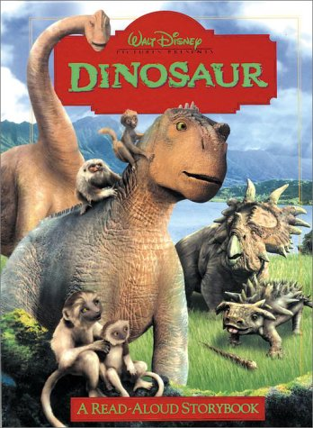 Dinosaur: A Read-Aloud Storybook (Walt Disney Pictures) Text fb2 ebook