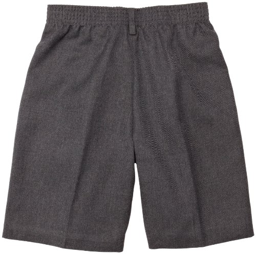 51C0483ubqL Pantalones cortos totalmente construidos y forrados. Cremallera delantera y longitud de pierna más larga 65% Poliéster, 35% Viscosa