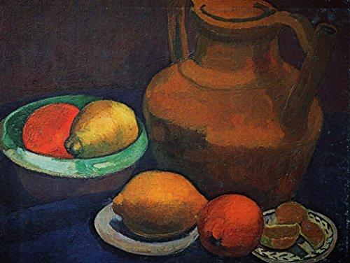 (Lais Jigsaw Paula Modersohn-Becker - Still Life with Clay jug 1000 Pieces)