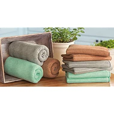 Norwex Kitchen Cloth - Graphite (Gray)