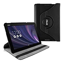 kwmobile Case 360° for Asus Memo Pad 10 ME103K Case with stand - protective tablet cover with standing function in black
