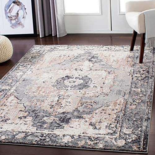 Newalla 4' 3″ x 5' 7″ Moroccan Bohemian Updated Traditional