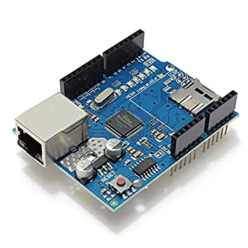 Merkloos Arduino Compatible módulo Ethernet Shield W5100 ...
